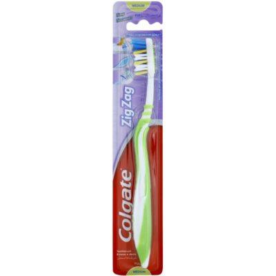 Colgate Zig Zag οδοντόβουρτσα μέτριο