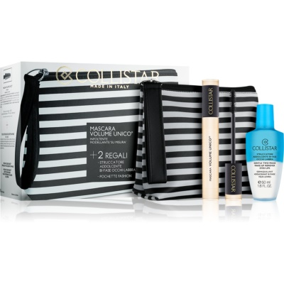 Collistar Mascara Volume Unico kit di cosmetici I.