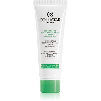 krémový deodorant pro všechny typy pokožky