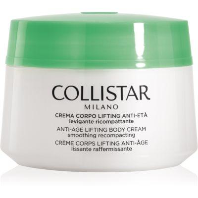 Collistar Special Perfect Body feszesítő és fiatalító krém a bőr öregedése ellen