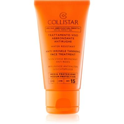Sun Cream Anti - Aging SPF 15