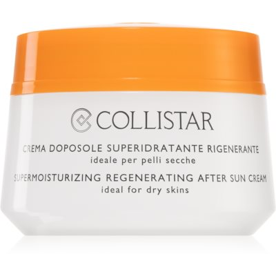 Collistar After Sun Regenerating and Moisturizing Cream After Sun