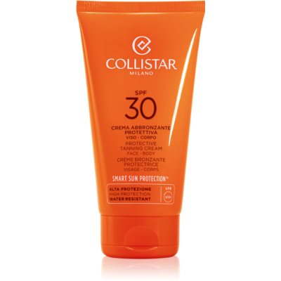 crème protectrice solaire SPF 30