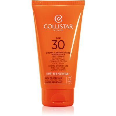 Collistar Sun Protection Beschermende Zonnebrandcrème SPF30