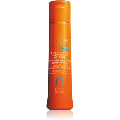 Collistar Hair In The Sun Creamy Shampoo After Sun