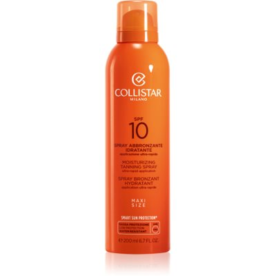 spray bronzeador SPF 10