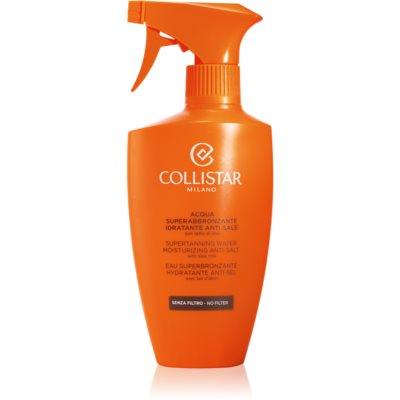Collistar Sun No Protection spray hidratant pentru un bronz optim cu aloe vera