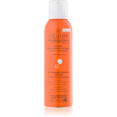 Sunscreen Face and Body Mousse SPF 20