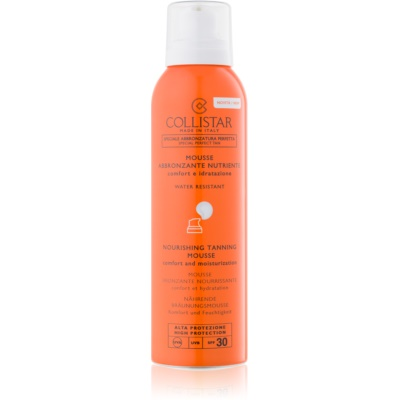 Sunscreen Face and Body Mousse SPF 30