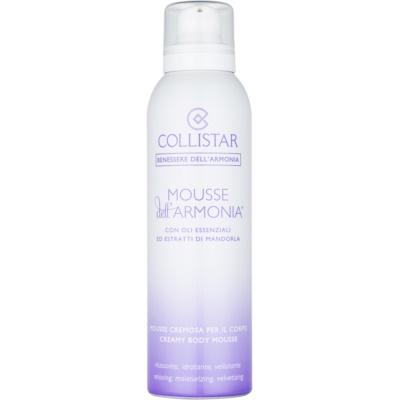 Collistar Benessere Dell´Armonia пяна за тяло