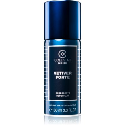 Collistar Vetiver Forte déo-spray pour homme 100 ml