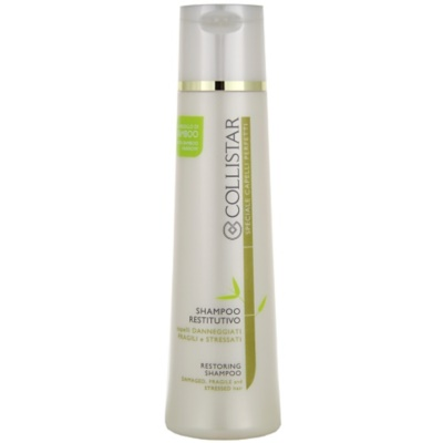 szampon do włosów zniszczonych zabiegami chemicznymi