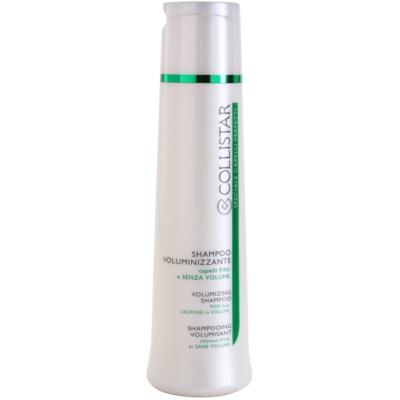 Volumen-Shampoo für feines gefärbtes Haar