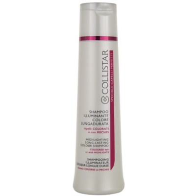 шампунь для фарбованого волосся