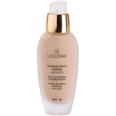 Collistar Foundation Anti-Age Lifting fond de teint effet lifting SPF 10