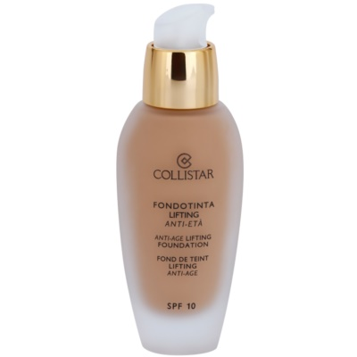 Collistar Foundation Anti-Age Lifting make-up z liftingowym efektem SPF 10