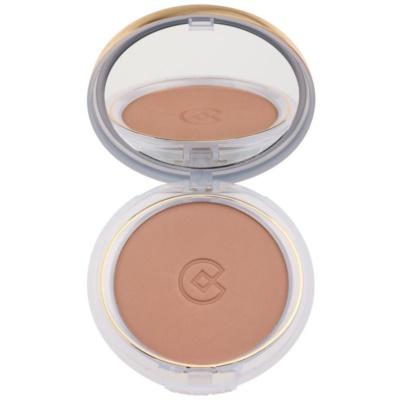 kompaktní matující make-up