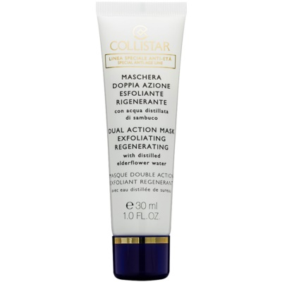 Dual Action Mask Exfoliating Regenerating