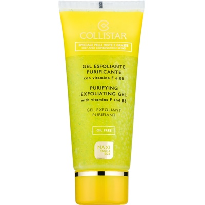 Cleansing Peeling For Mixed And Oily Skin