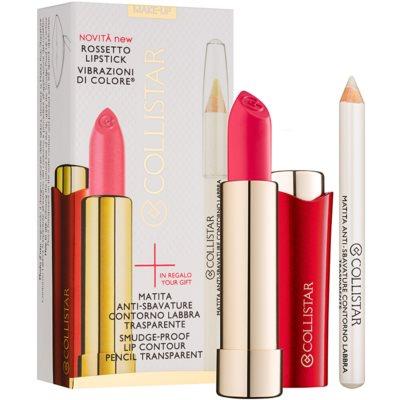 Collistar Rossetto  Lipstick zestaw kosmetyków III.