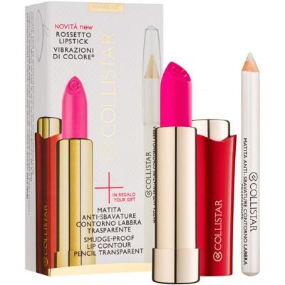 Collistar Rossetto  Lipstick zestaw kosmetyków IV.