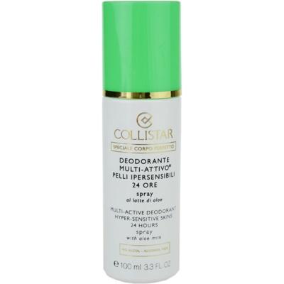 desodorizante em spray para pele sensível