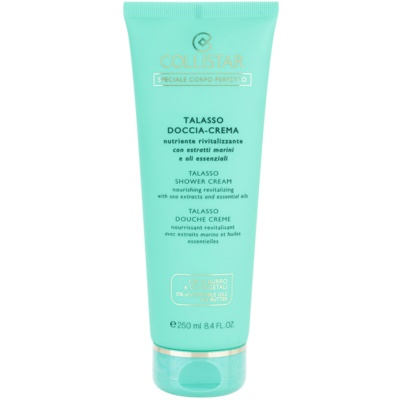 Nourishing And Revitalizing Shower Cream With Sea Extracts And Essential Oils