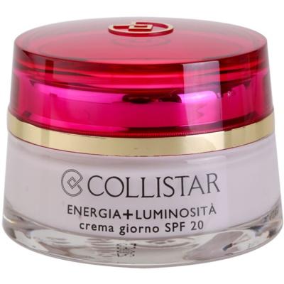 Collistar Special First Wrinkles денний крем проти зморшок SPF 20