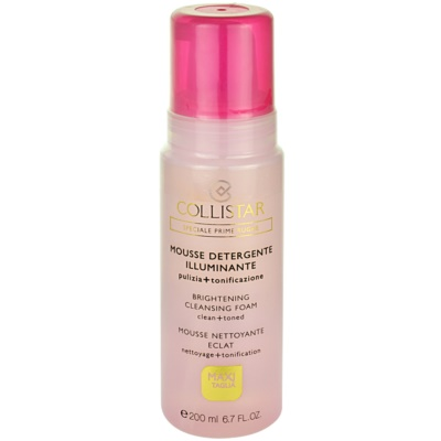 espuma limpiadora para pieles sensibles