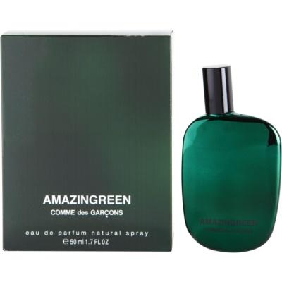Comme Des Garçons Amazingreen eau de parfum mixte