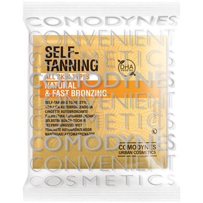 Comodynes Self-Tanning серветки для автозасмаги 8 шт