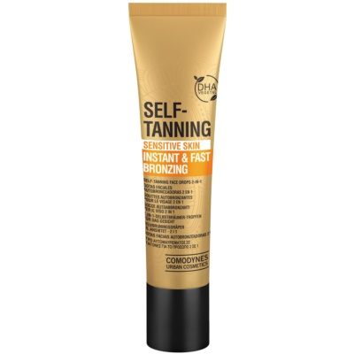 Self-Tanning Drops for Face