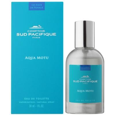Comptoir Sud Pacifique Aqua Motu eau de toilette nőknek
