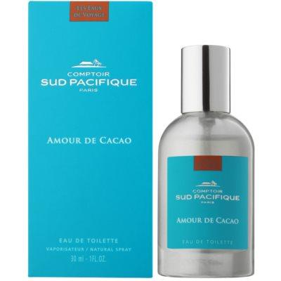 Comptoir Sud Pacifique Amour De Cacao туалетна вода для жінок