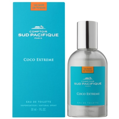Comptoir Sud Pacifique Coco Extreme Eau de Toilette unissexo