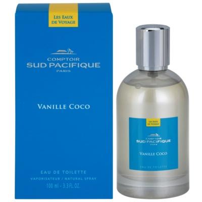 Comptoir Sud Pacifique Vanille Coco eau de toilette per donna