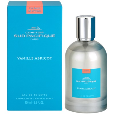 Comptoir Sud Pacifique Vanille Abricot eau de toilette för Kvinnor
