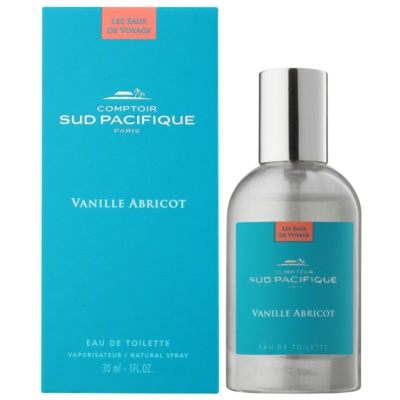 Comptoir Sud Pacifique Vanille Abricot Eau de Toilette for Women