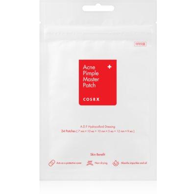 Cosrx Acne Pimple Master  flaster za čišćenje za problematično lice, akne