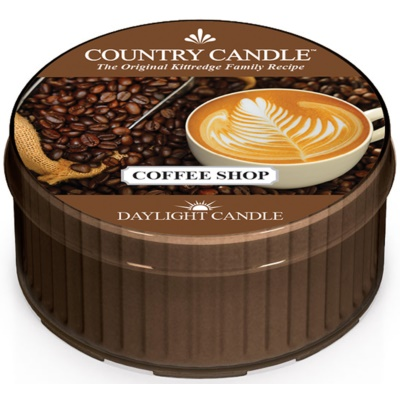 Country Candle Coffee Shop bougie chauffe-plat