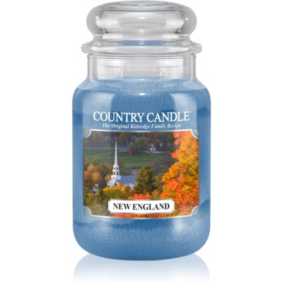 Country Candle New England candela profumata