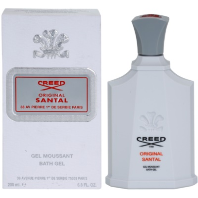 Shower Gel unisex 200 ml