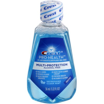 Crest Pro-Health Multi-Protection apa de gura racoritoare