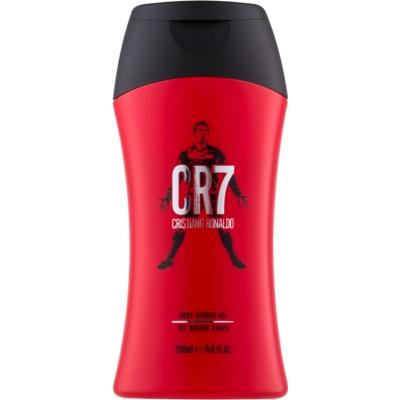 Cristiano Ronaldo CR7 gel de duche para homens 200 ml