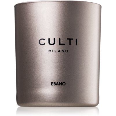 Culti Candle Ebano vela perfumado
