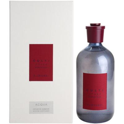 Culti Grandtour aroma difusor com recarga 1000 ml  (Blurgundi Acqua)