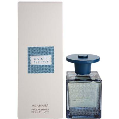difusor de aromas con el relleno  envase pequeño (Aramara)