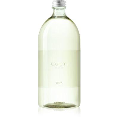 Culti Refill Linfa recarga para difusor de aromas