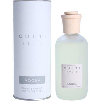 Culti Stile Αρωματικός διαχύτης επαναπλήρωσης  μεσαία συσκευασία (Aqqua)