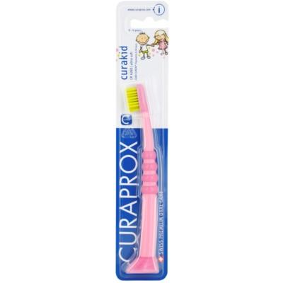 Curaprox 4260 Curakid escova de dentes para crianças ultra soft